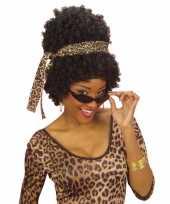 Afro pruik dames latoya carnaval