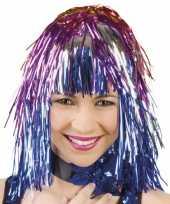 Funpruik gekleurde folie carnaval