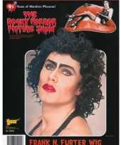 Rocky horror picture show pruik carnaval